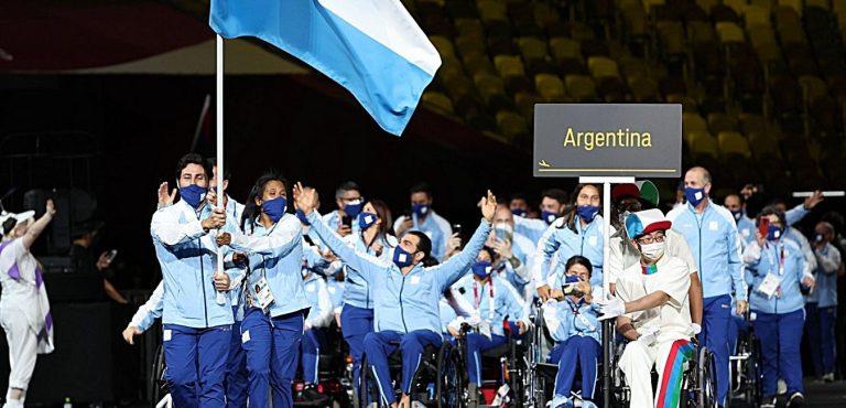 Comenzaron los Juegos Paralímpicos de Tokio