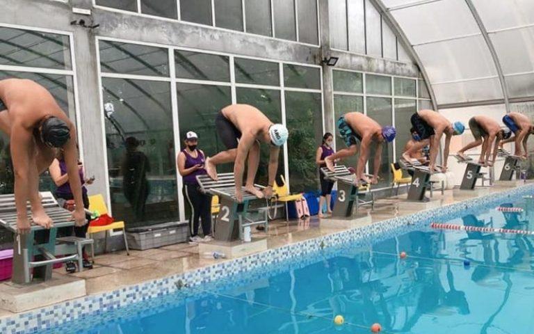 Se reinicia el Provincial de natación