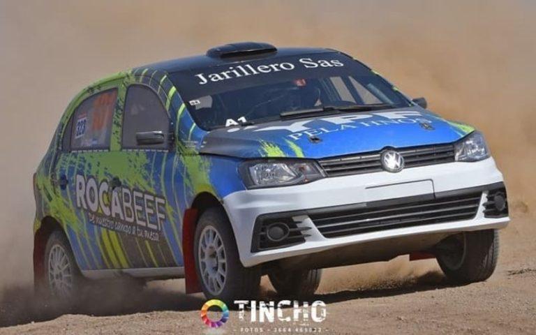 El Rally Puntano probó en el Rosendo Hernandez