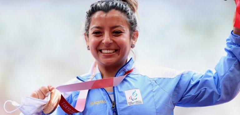 Ruiz Díaz suma la primer medalla de la Argentina en los Juegos Paralímpicos