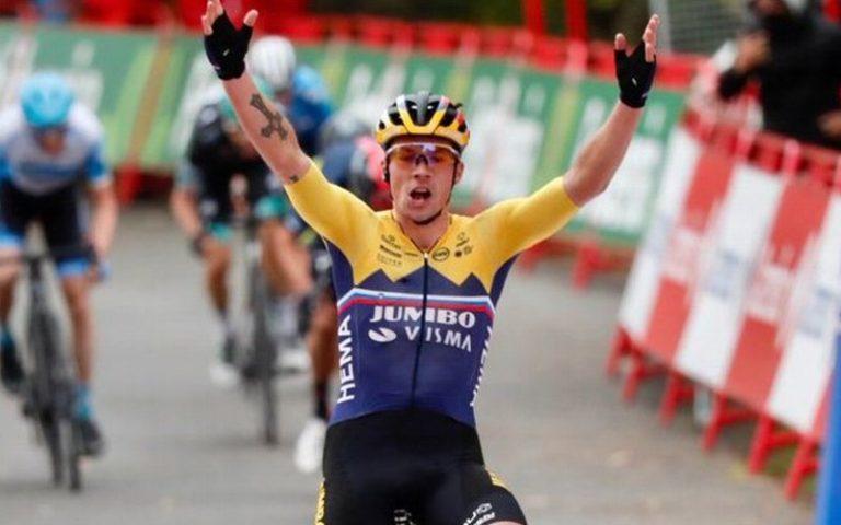 Todo listo para una nueva Vuelta de España