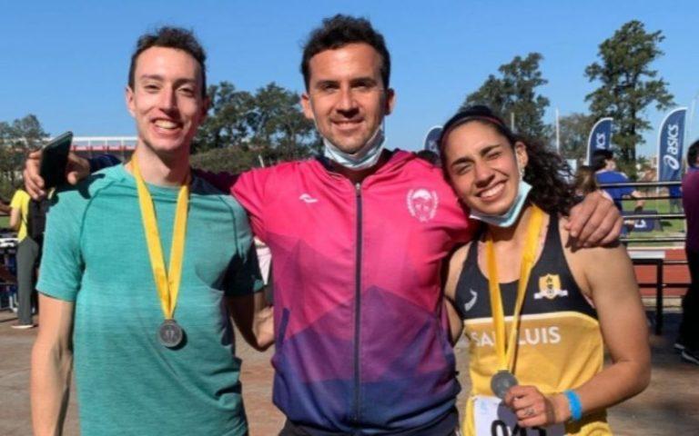 Dos medallas más en el Nacional