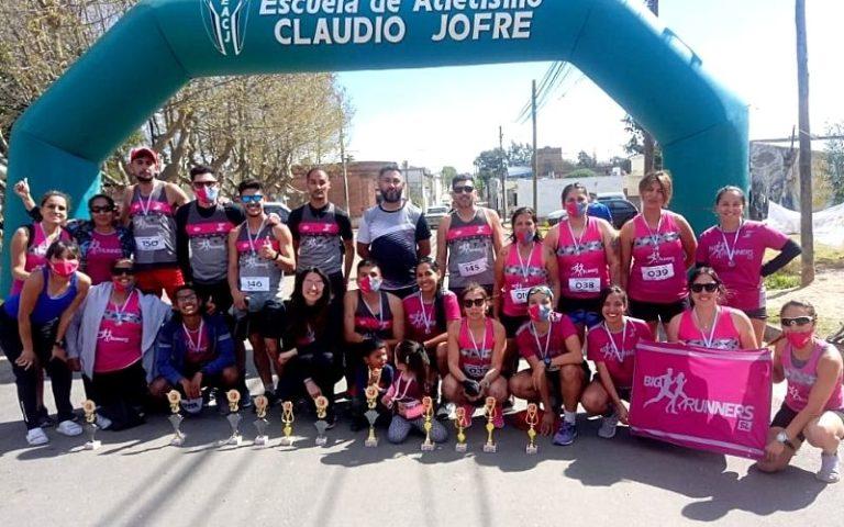 Big Runners copó Achiras