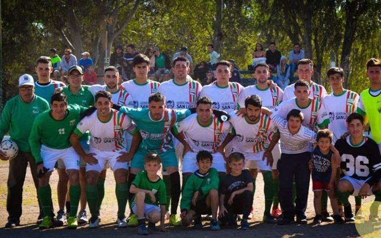 Este fin de semana vuelve el fútbol al Valle del Conlara