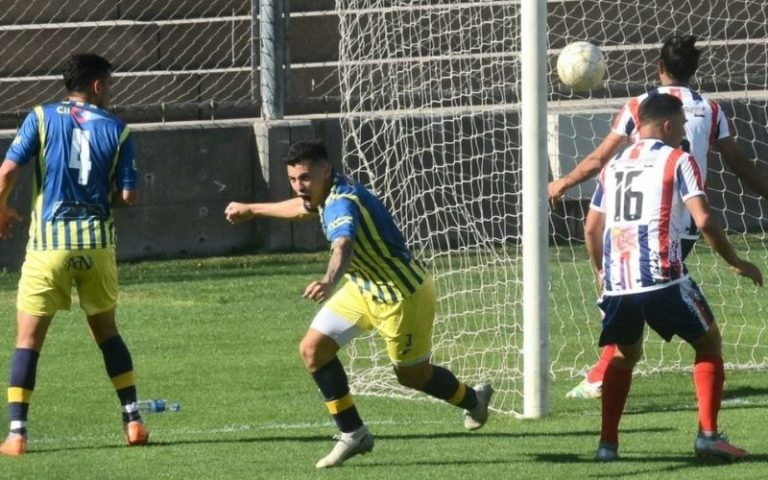 Juventud ganó en San Juan y da un paso clave por la clasificación