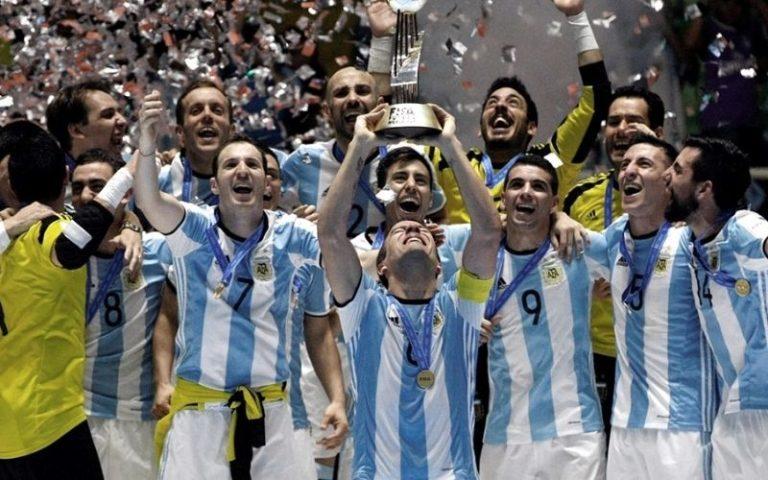 Se puso en marcha el Mundial de Futsal