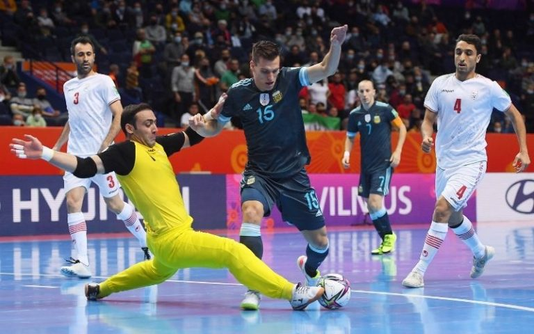 Argentina dio cuenta de Irán y ya tiene rival en Octavos de Final