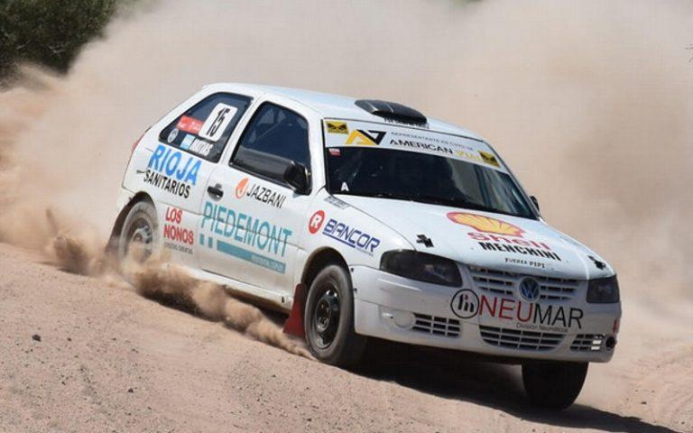 Se larga el Rally de Quines con récord de inscriptos