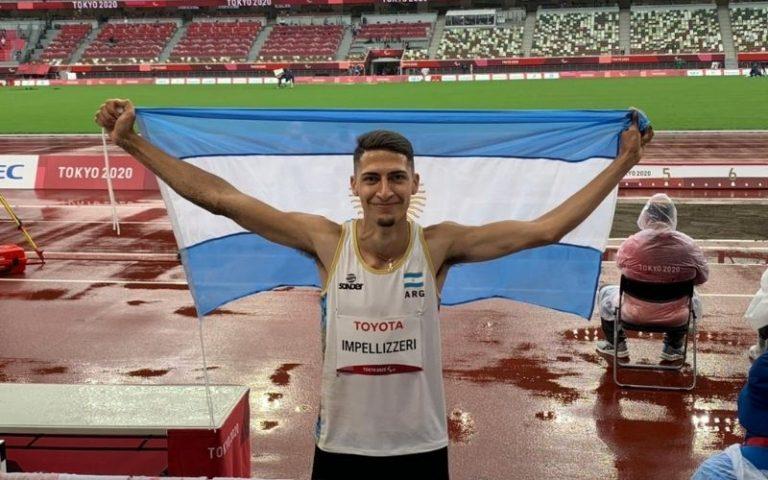 Jornada histórica para la Argentina en los Paralímpicos