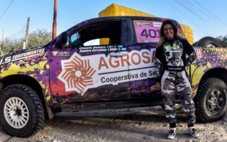 Presencia puntana en el Rally Raid de San Juan