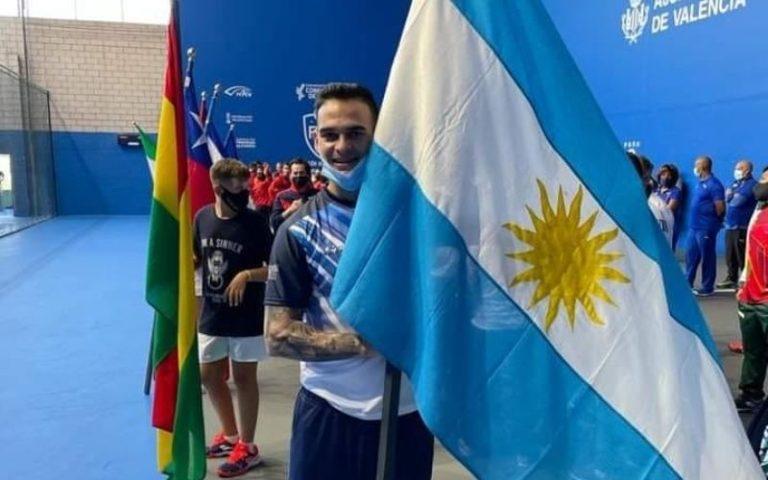 """""""Puly"""" Villegas debuta en la Copa del Mundo"""