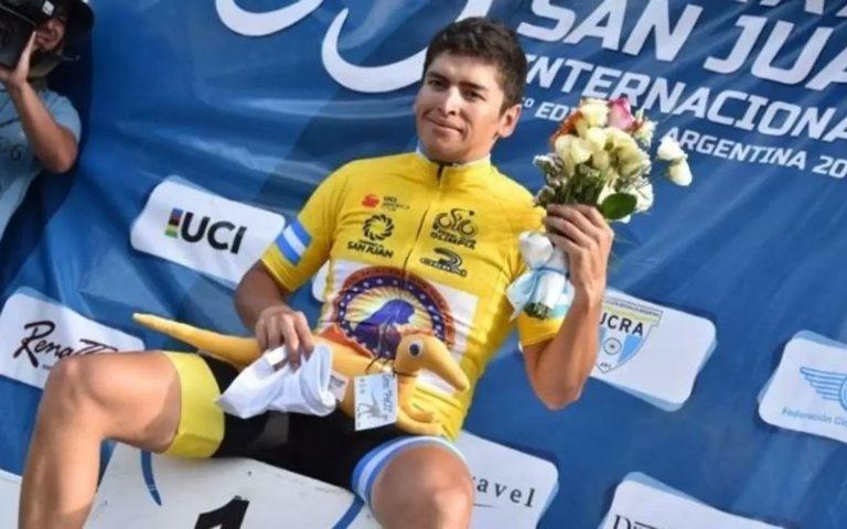 Dolor en el ciclismo y en el deporte nacional por la muerte de Nicolás Naranjo