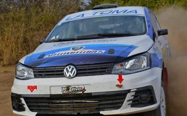 Mario Rasso se quedó con el Rally de Quines